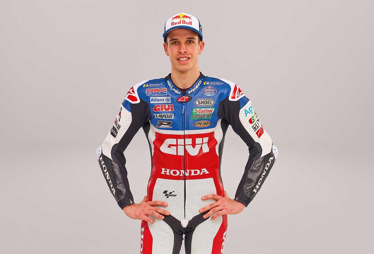 MotoGP   アレックス・マルケス 2021年