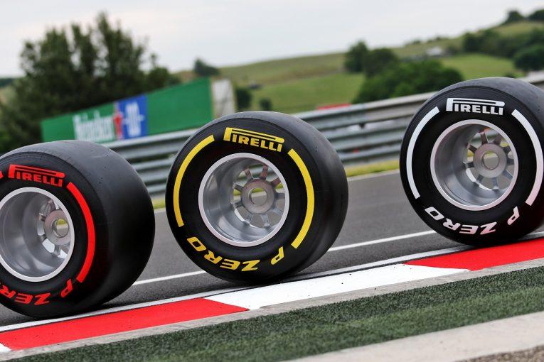 F1 | ピレリF1、全23戦の指定タイヤコンパウンドを発表。ドライバーごとの選択はなし