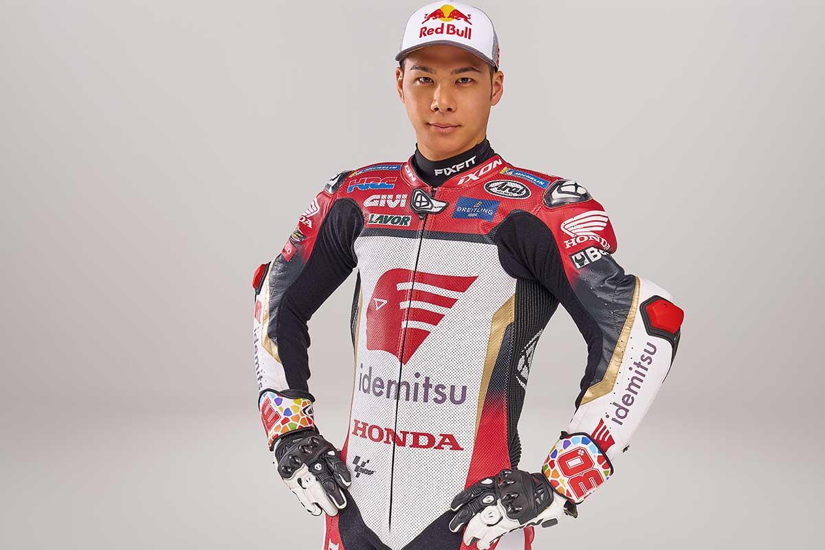 MotoGP   中上貴晶 2021年