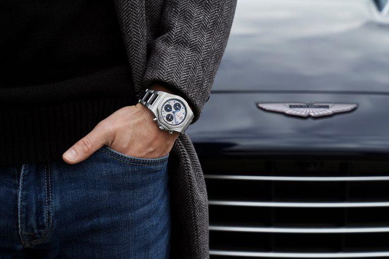F1   アストンマーティン、高級時計メーカー『ジラール・ペルゴ』を公式ウォッチパートナーに迎える。限定モデルの制作も