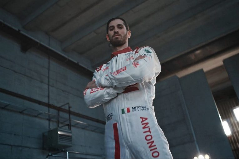 F1 | アルファロメオF1のジョビナッツィ「この美しい『C41』でアルファタウリやアルピーヌに戦いを挑みたい」