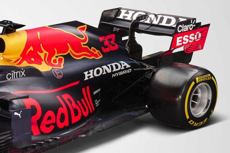 F1 | 【津川哲夫F1新車私的解説】レッドブル、空力問題解決で開幕前にさらにアップデートか。RB16Bは足回り構成を変更