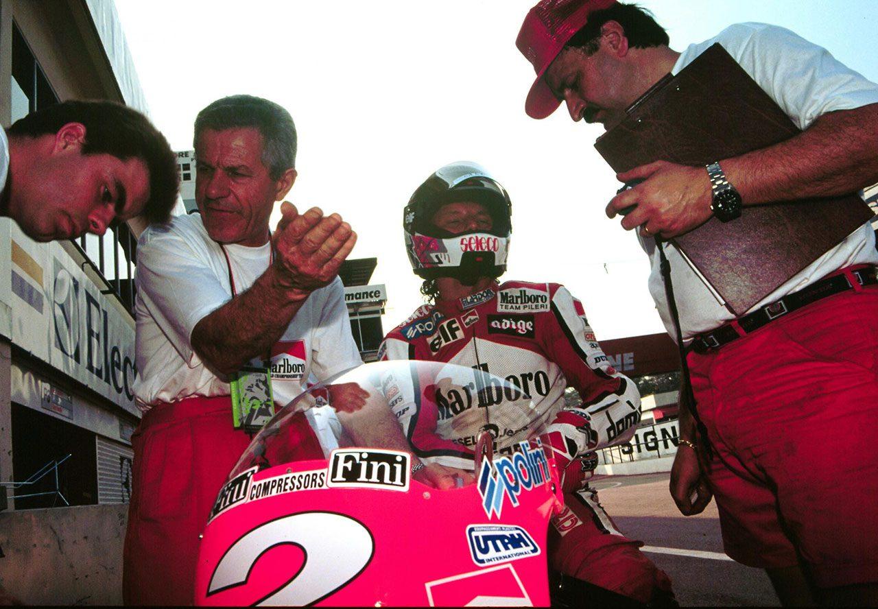 ライダーで2度、チーム代表で4度タイトルを獲得したファウスト・グレシーニの死去にMotoGP界から悲しみの声