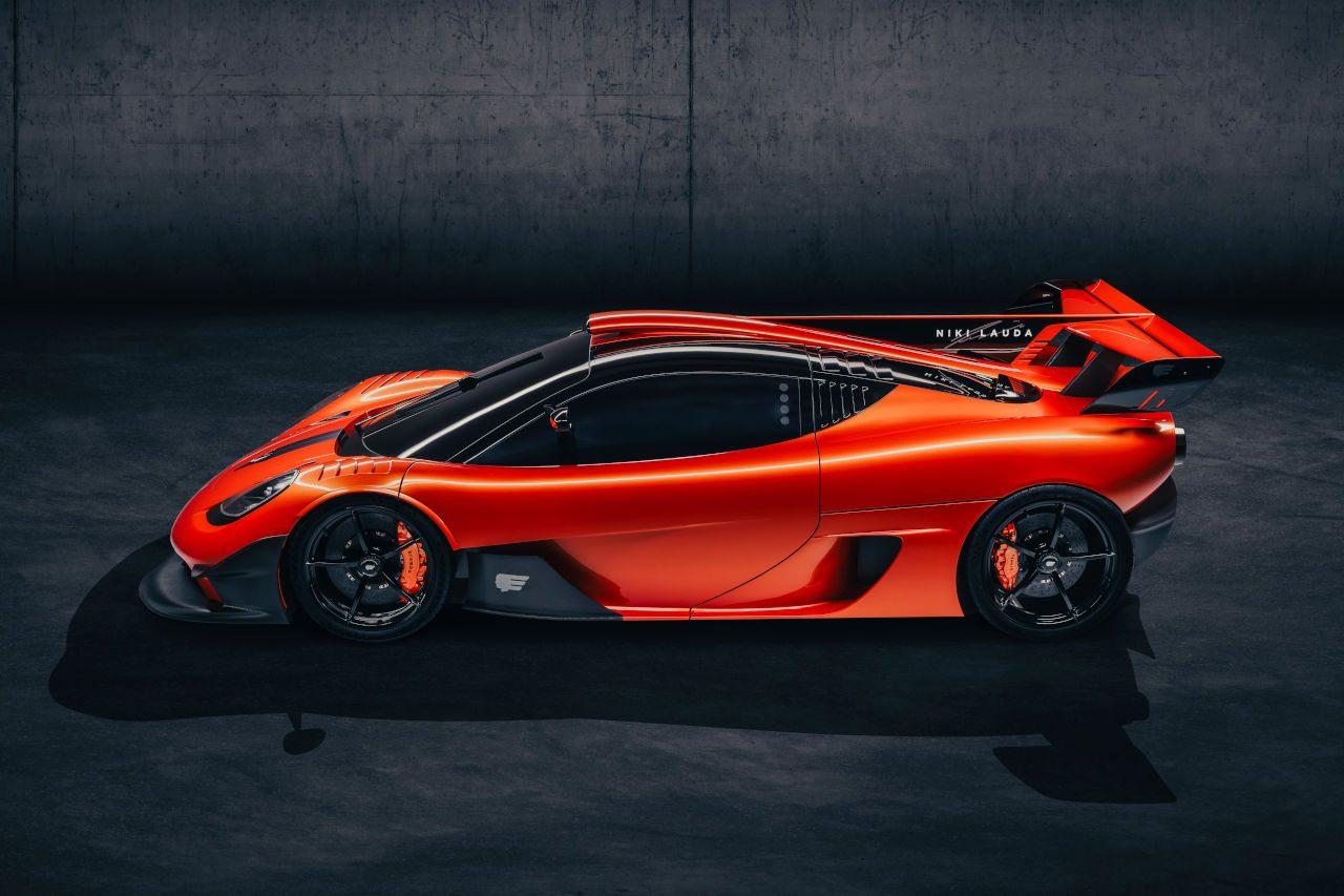 ゴードン・マレー『T.50sニキ・ラウダ』発表。4億円超、25台限定のサーキット仕様車