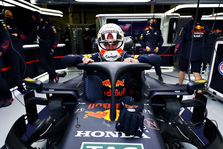 F1 | レッドブル・ホンダF1のフェルスタッペンが2021年型『RB16B』で初走行「もちろん変化はある。本格的なテストが楽しみ」