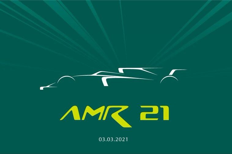 F1 | アストンマーティンF1の2021年型マシンは『AMR21』。BWTとは新たな形でスポンサー契約を継続