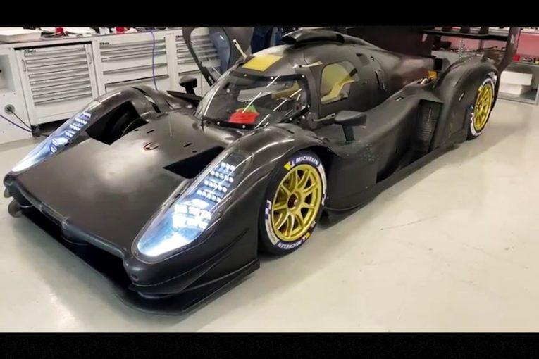ル・マン/WEC | 『グリッケンハウス007 LMH』1号車が組み立て完了。シェイクダウンへ【SNSまとめ】