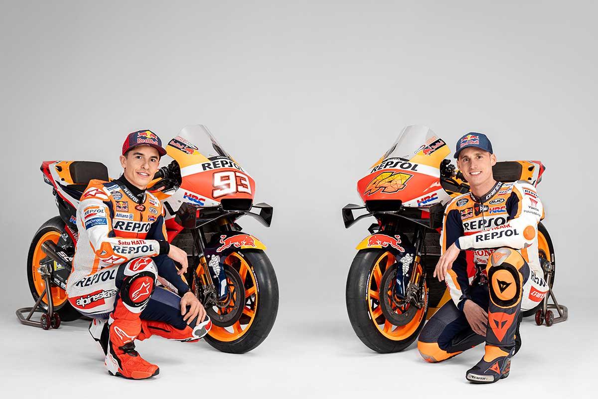 MotoGP | レプソル・ホンダ・チーム 2021年