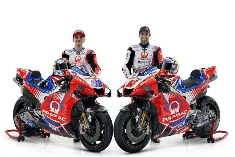 MotoGP | プラマック・レーシング、2021年型の『ドゥカティ・デスモセディチGP21』のカラーリングを発表/MotoGP