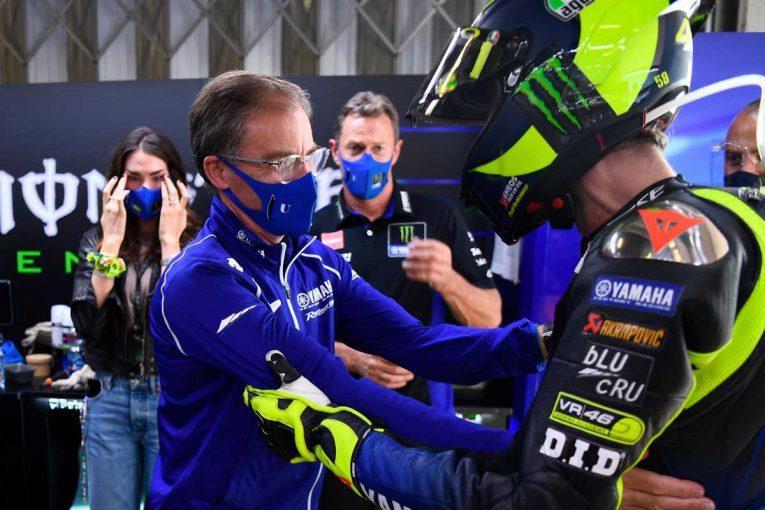 MotoGP   ロッシ、ヤマハ・ファクトリーで戦った15年を振り返る「チームと共に過ごした歴史はまるで映画のよう」
