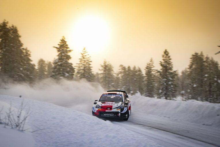 ラリー/WRC | 【順位結果】2021年WRC第2戦アークティック SS2後