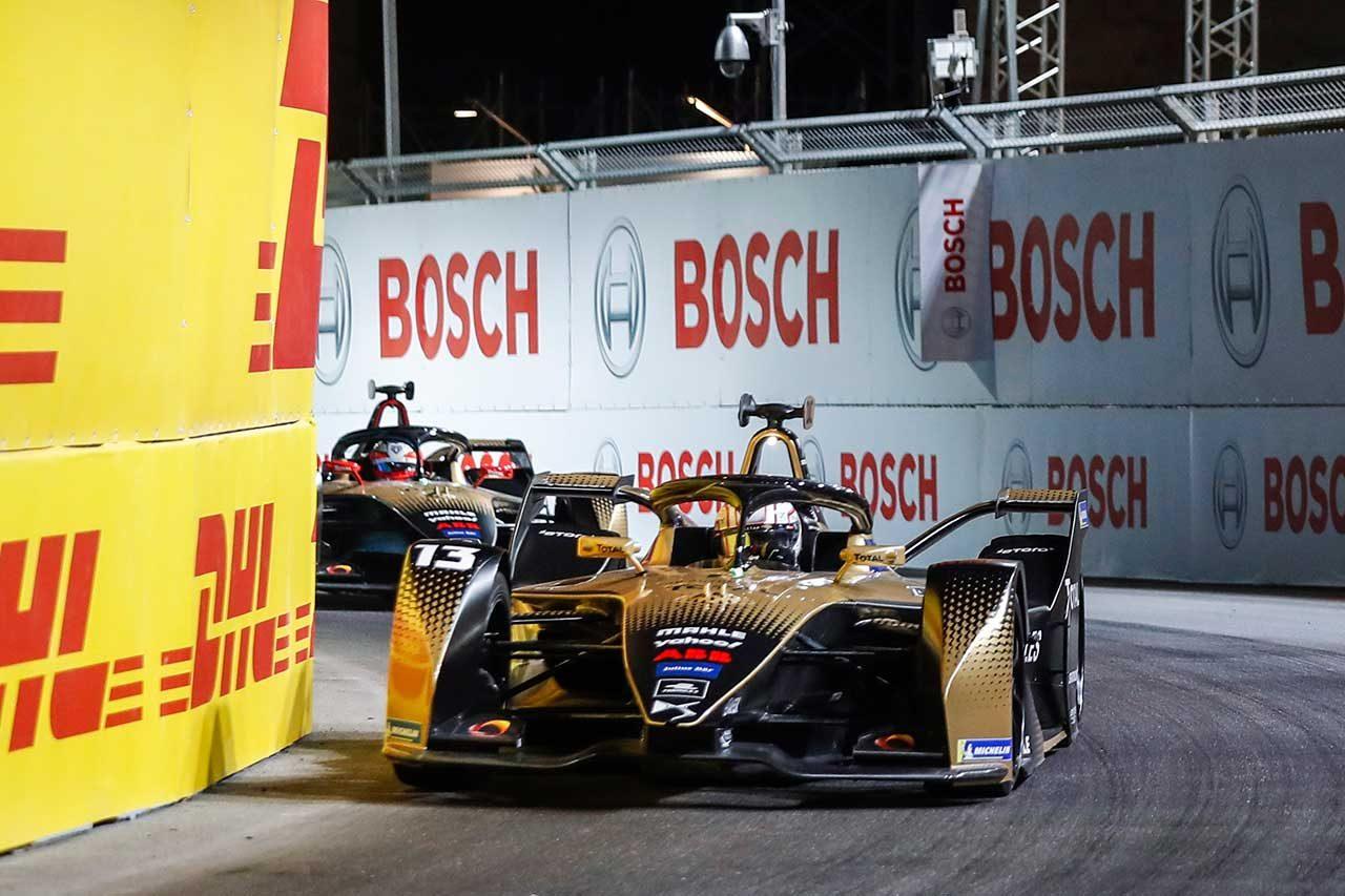 2020/21年ABB FIAフォーミュラE世界選手権第2戦ディルイーヤE-Prix