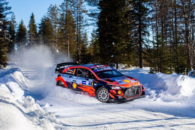 ラリー/WRC | 好調タナクが2日目も首位をキープ。トヨタのオジエは痛恨のデイリタイア/WRC第2戦