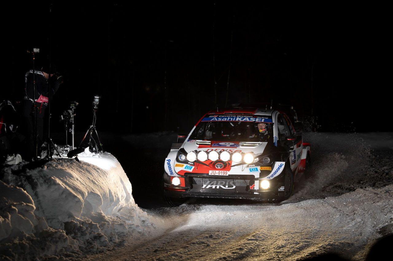 トヨタの若手ロバンペラが2番手浮上。WRC第2戦最終日は「彼に合ったステージだと思う」とラトバラ