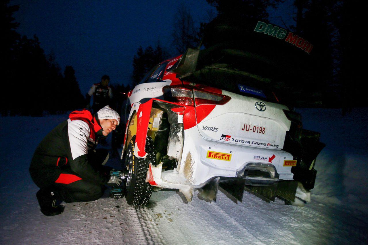 「努力がすべて水の泡。残念でならない」とオジエ/WRC第2戦アークティック デイ2後コメント