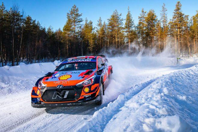 ラリー/WRC | 開幕戦リタイアのタナクが雪辱。WRC第2戦アークティック、トヨタ最上位はロバンペラ