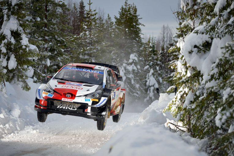 ラリー/WRC | ロバンペラが自己ベスト2位で選手権トップ浮上。トヨタ、WRC第2戦を終え両タイトル首位を維持