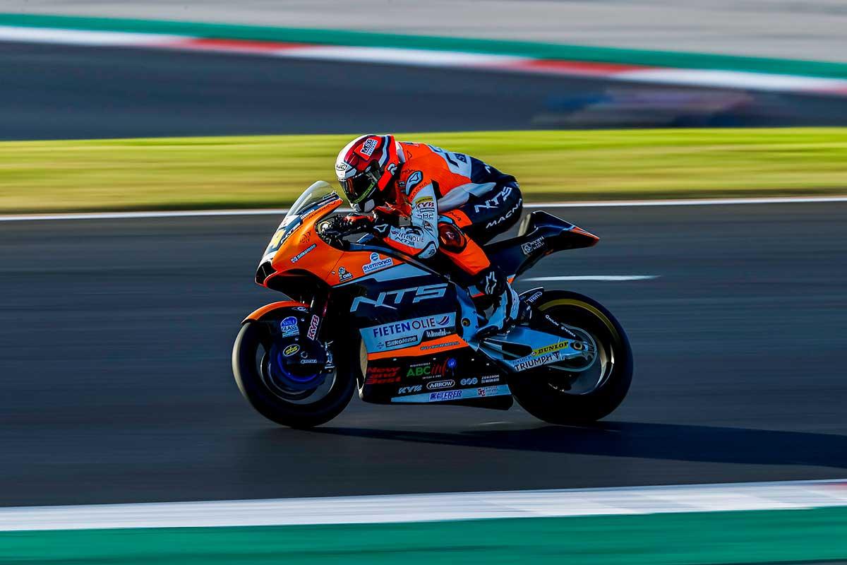 2020年MotoGP:Moto2クラス ボ・ベンスナイダー