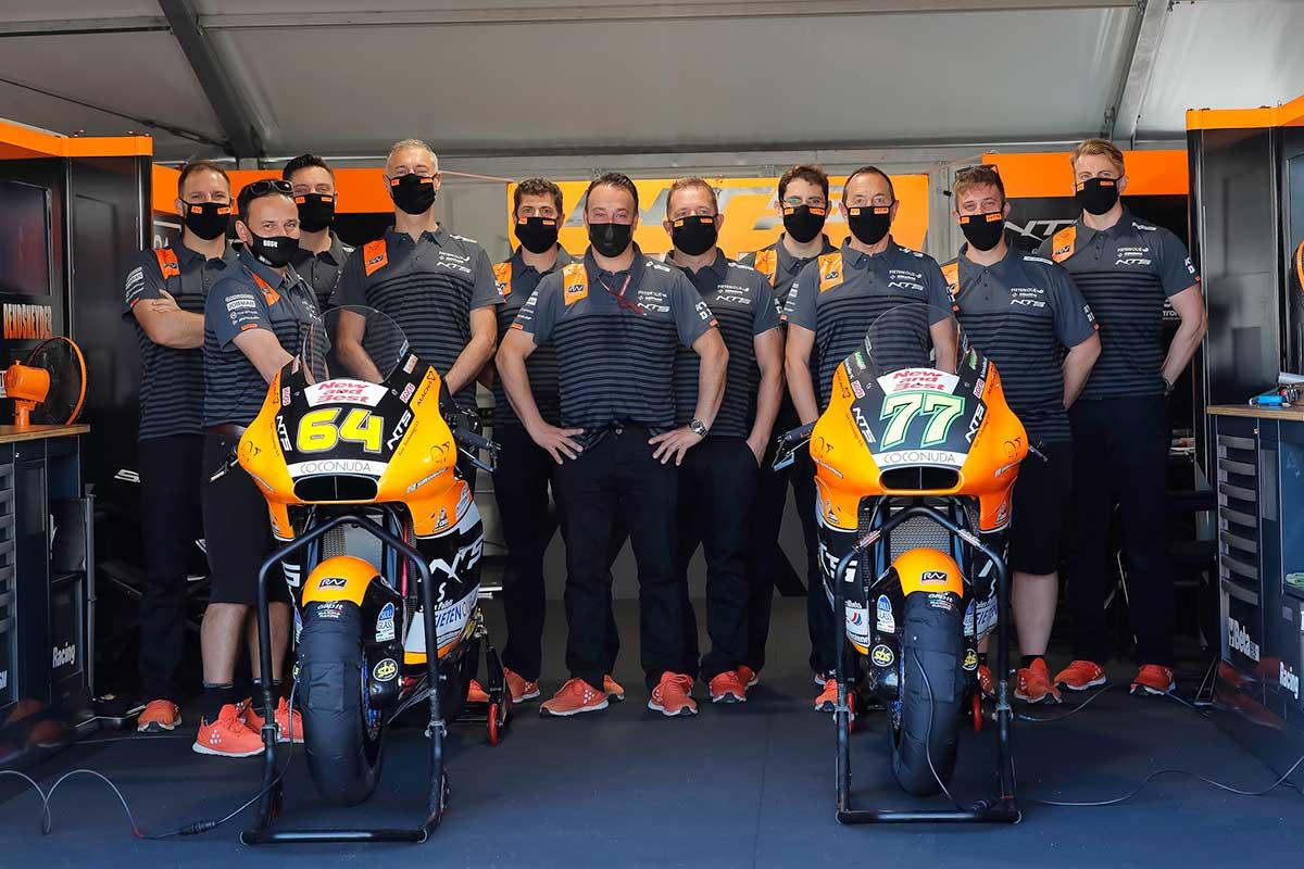 2020年MotoGP:Moto2クラス NTS RW Racing GP