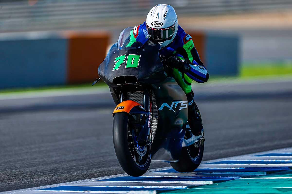 バリー・バルタス(NTS RW Racing GP)