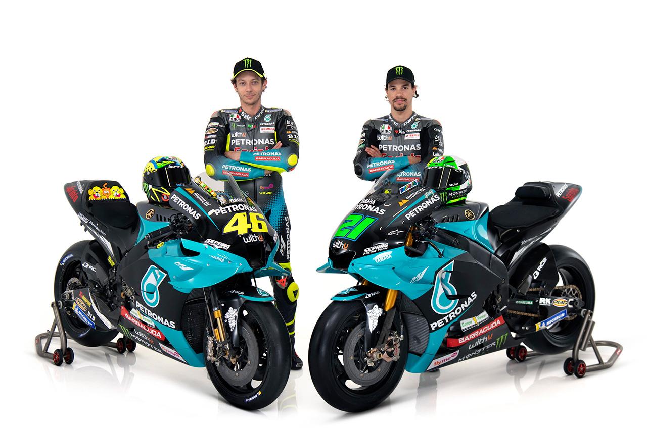 MotoGP | ペトロナス・ヤマハSRT 2021年