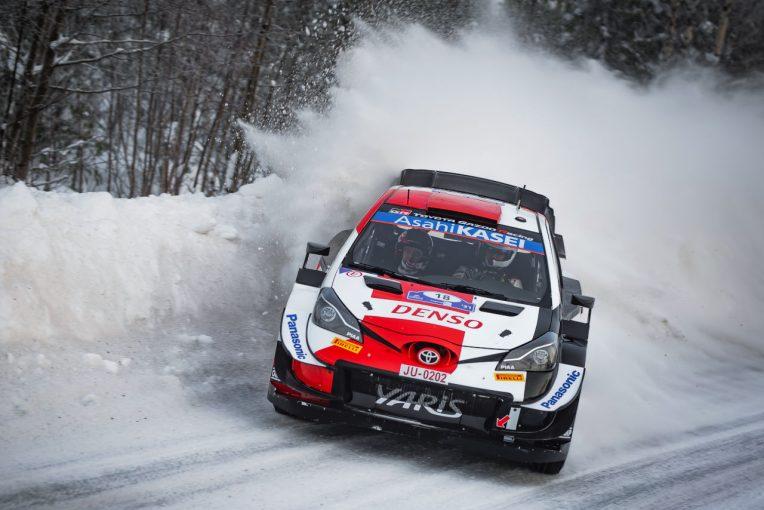 ラリー/WRC | WRC参戦の勝田貴元、2戦続けて自己ベストの6位入賞「まだまだ学ぶべきことは多くある」