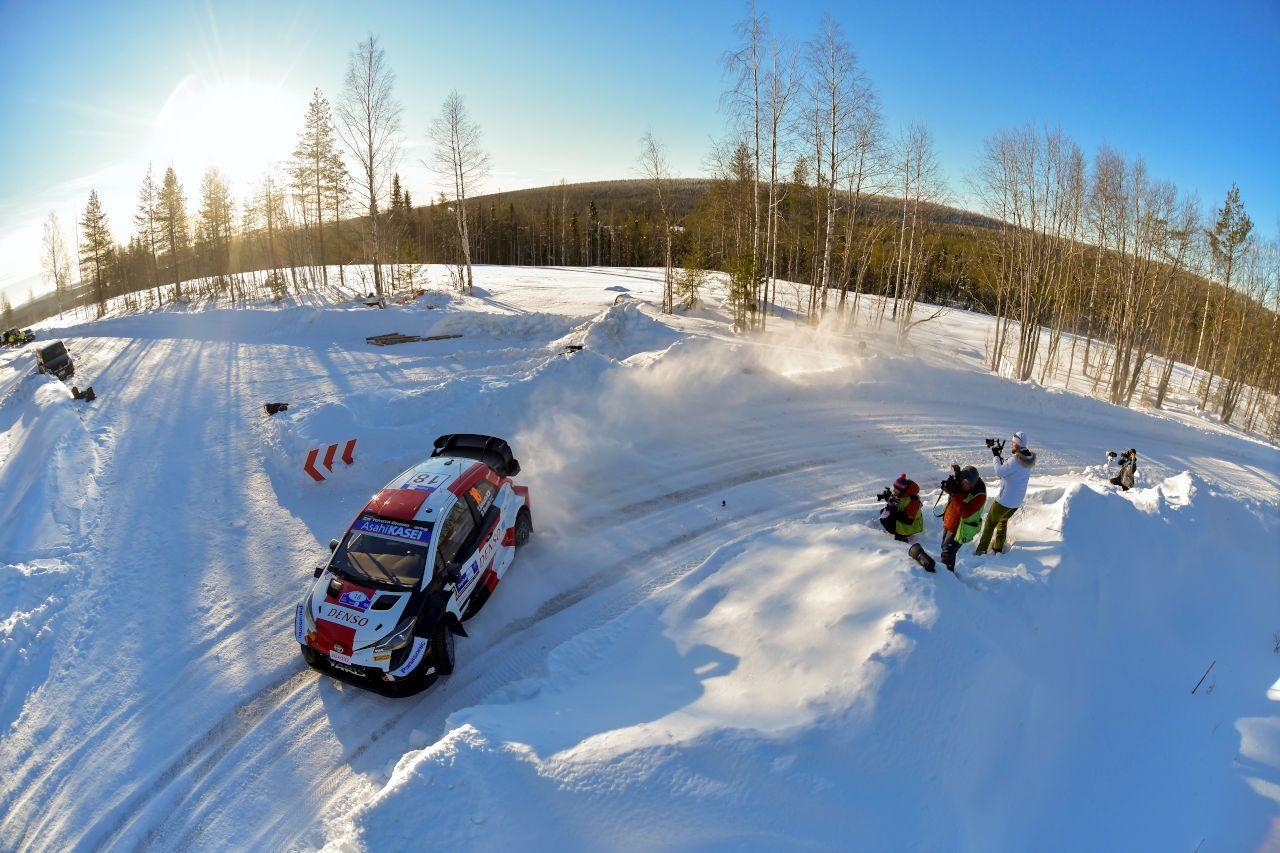 WRC参戦の勝田貴元、2戦続けて自己ベストの6位入賞「まだまだ学ぶべきことは多くある」