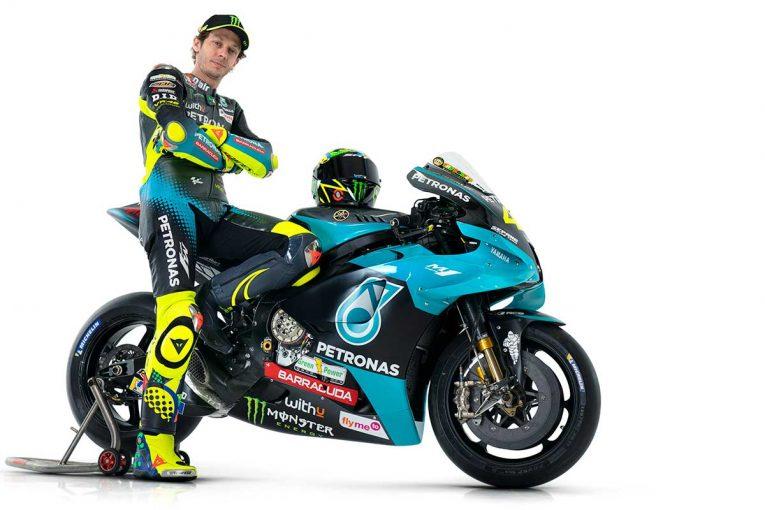 MotoGP | ペトロナス・ヤマハSRTに移籍したロッシ「僕にとって新しい挑戦。カラーリングはとても気に入っている」/MotoGP