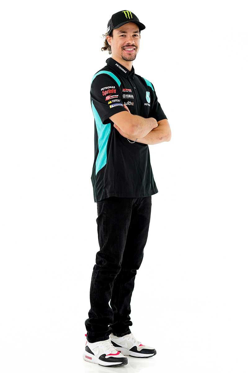 2021MotoGP:フランコ・モルビデリ(ペトロナス・ヤマハSRT)