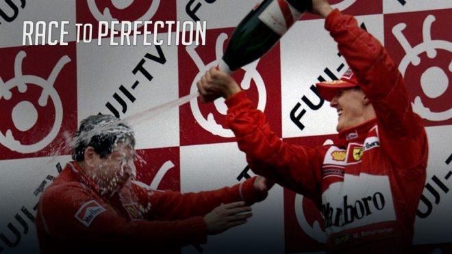 F1に欠かせない存在のフェラーリなど、歴史に名を刻んだコンストラクターたちの決意を掘り下げるエピソード6