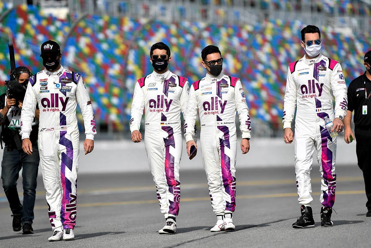 2021年デイトナ24時間レース