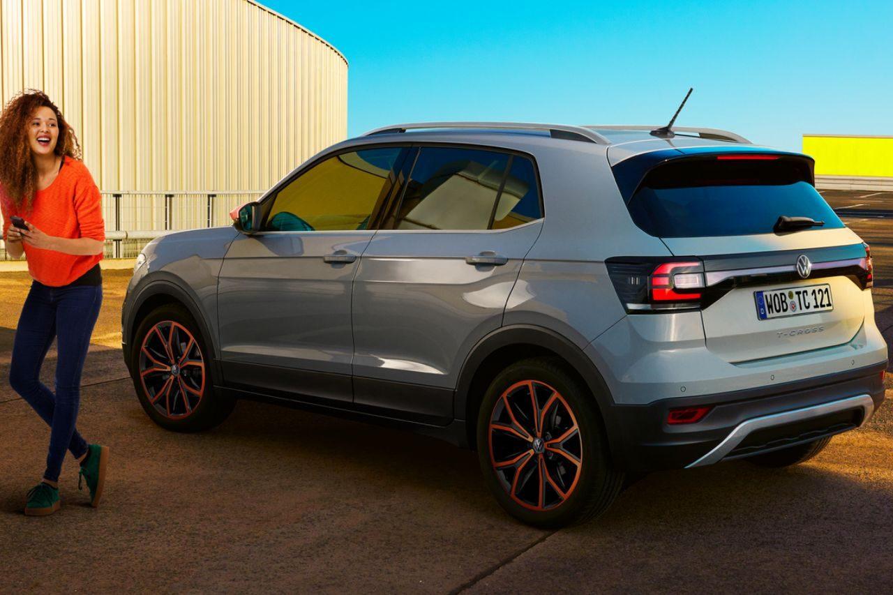 フォルクスワーゲン最小SUV『T-Cross』の本格発売開始。2グレード構成で278万円から