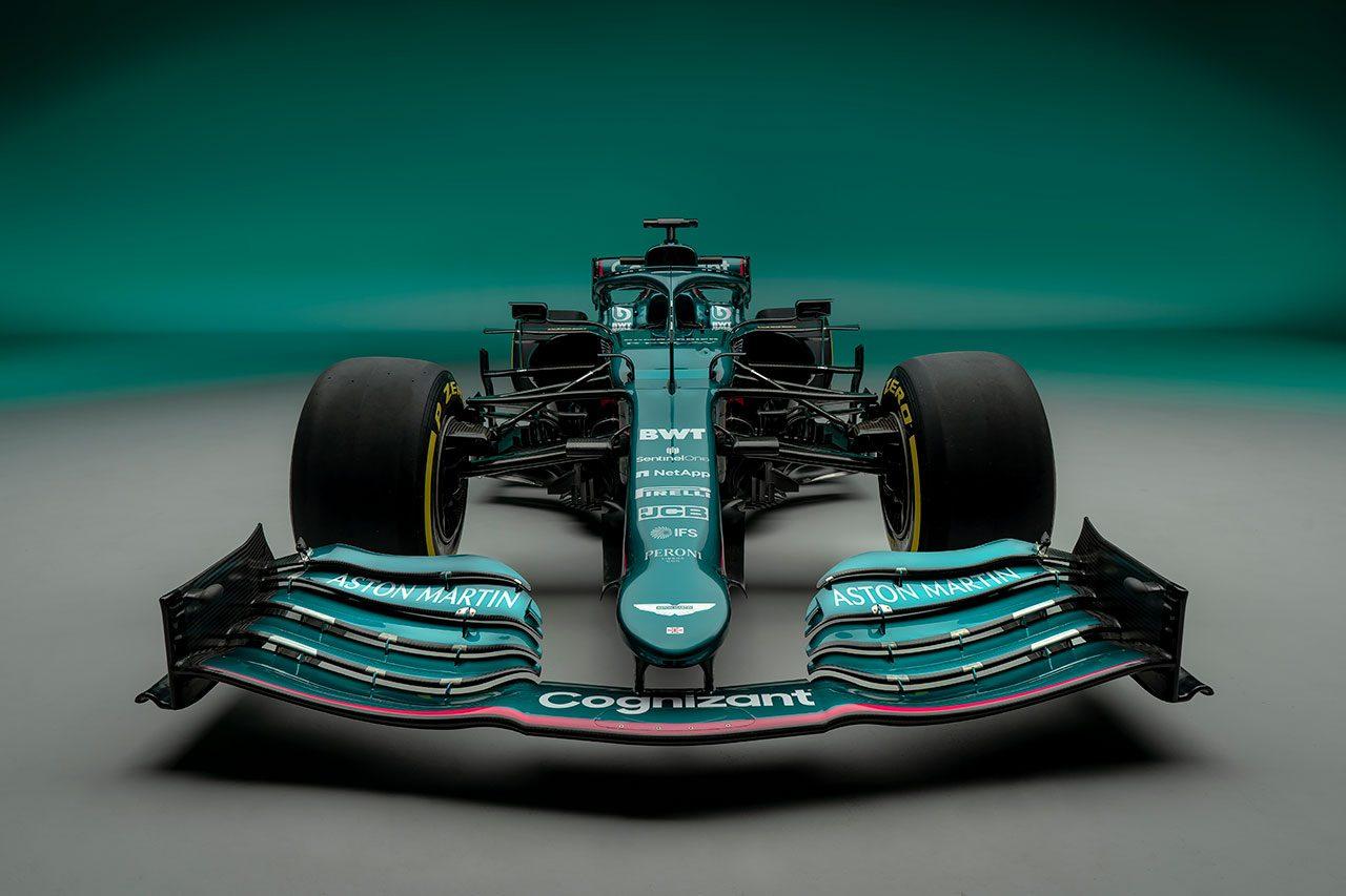 Photo of 【ギャラリー】2021年型アストンマーティンF1マシン『AMR21』 | F1 | autosport web | オートスポーツweb