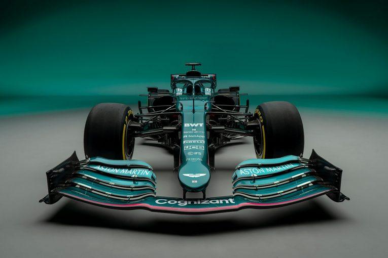 F1   【ギャラリー】2021年型アストンマーティンF1マシン『AMR21』