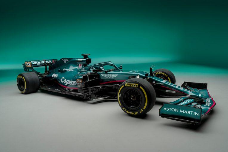 F1 | アストンマーティンがついにF1に復活。伝統のグリーンをまとった2021年型新マシン『AMR21』を発表