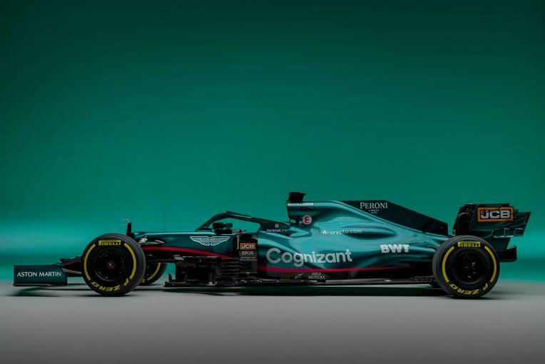 F1 | アストンマーティンF1『AMR21』:RP20の哲学を維持、リヤエンドを2020年メルセデス型にアップグレード