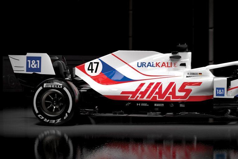 F1 | ロシアカラーに一新のハースF1にシューマッハーのスポンサーも加入。2021年型『VF-21』の発表は12日、直前に初始動か
