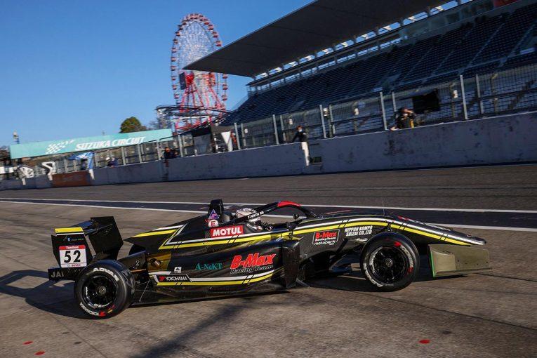 国内レース他 | スーパーフォーミュラ・ライツ鈴鹿合同テストのエントリー発表。11台17名が参加へ