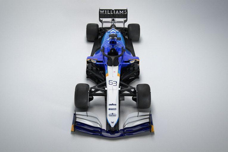 F1 | 【ギャラリー】2021年型ウイリアムズF1マシン『FW43B』