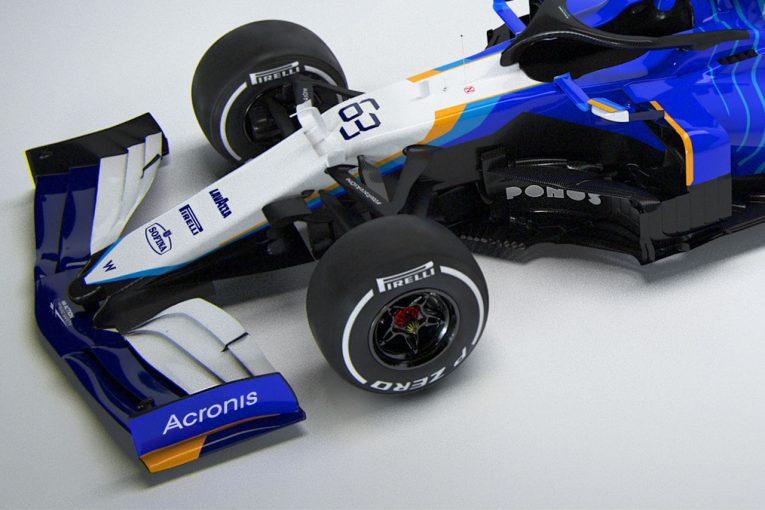 F1 | 【津川哲夫F1新車私的解説】変更少なく苦しいウイリアムズ。ハースと同じく開発の焦点は2022年か