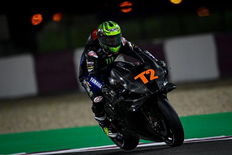 MotoGP | MotoGPシェイクダウンテストがカタールで実施。クラッチローがヤマハYZR-M1をライド、首位はホンダのブラドル