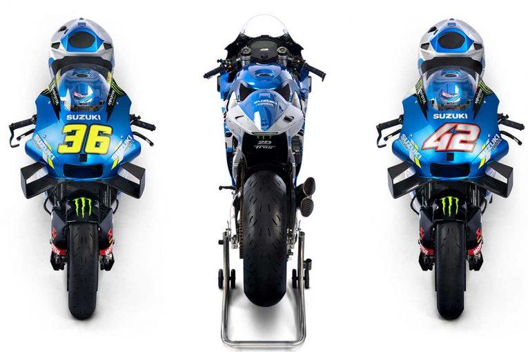 MotoGP | 【ギャラリー】チーム・スズキ・エクスターの2021年型マシン『GSX-RR』/MotoGP