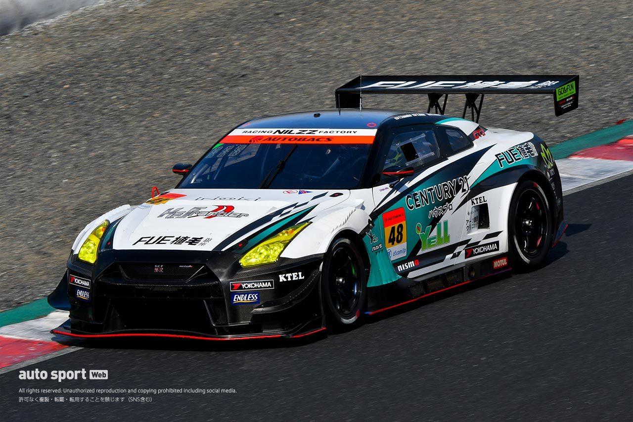 2021年スーパーGT岡山公式テスト走行全車総覧  GT300クラス