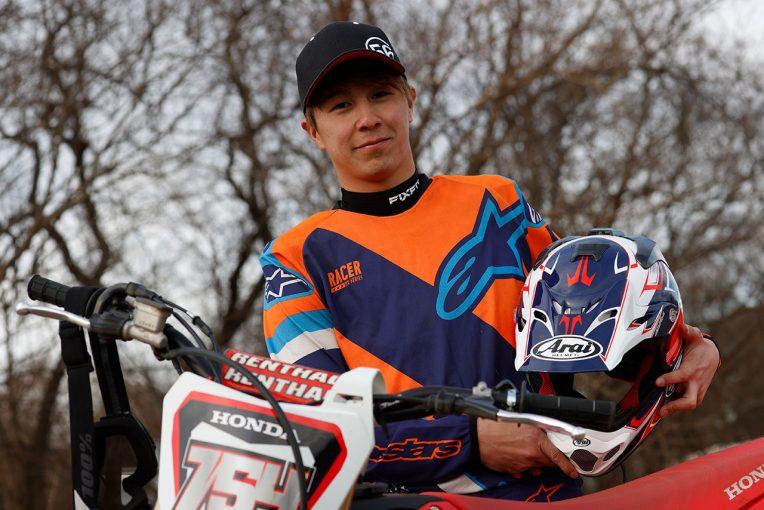 MotoGP   名門ハルク・プロのエースとなった名越哲平「水野涼に続いて世界に行きたい」/全日本ロード