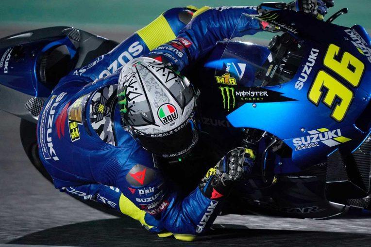 MotoGP   MotoGPカタール公式テスト1日目:アプリリアのA.エスパルガロがトップタイム。王者ミルは3番手