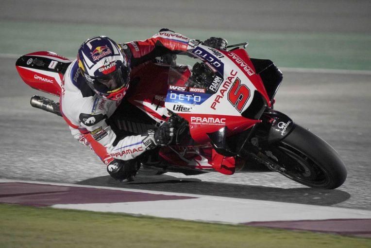 MotoGP | トップスピードはドゥカティがトップ5独占。トップタイムのクアルタラロは17番目/MotoGPカタール公式テスト