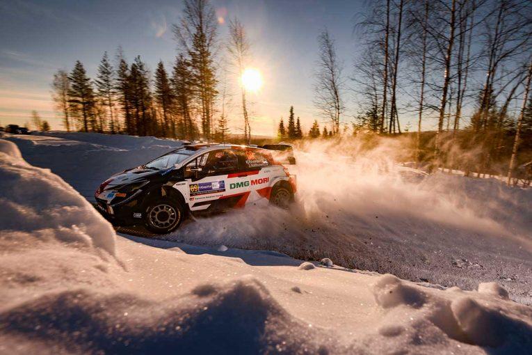 ラリー/WRC | 突出するロバンペラの完成度。WRC第2戦アークティックは若手の速さが光る1戦に