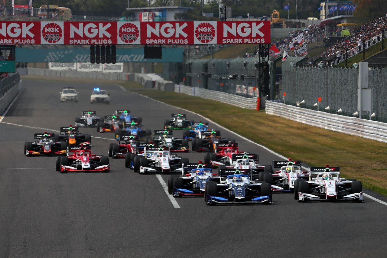 2019年に続きNGKスパークプラグが鈴鹿2&4レースのタイトルスポンサーに決定