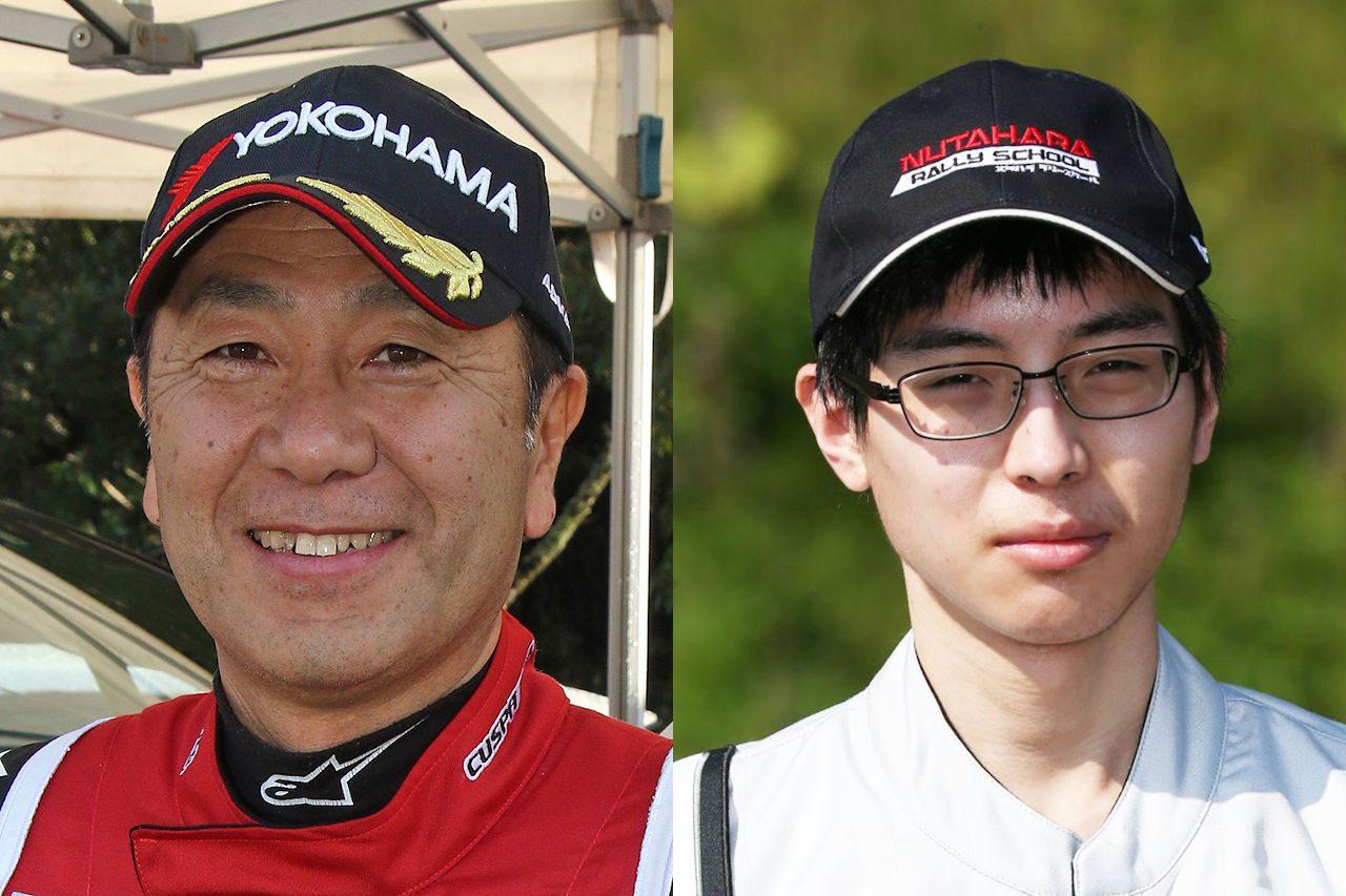 奴田原文雄がNUTAHARA Rally team結成。アドバンカラーのGRヤリスで全日本ラリー参戦