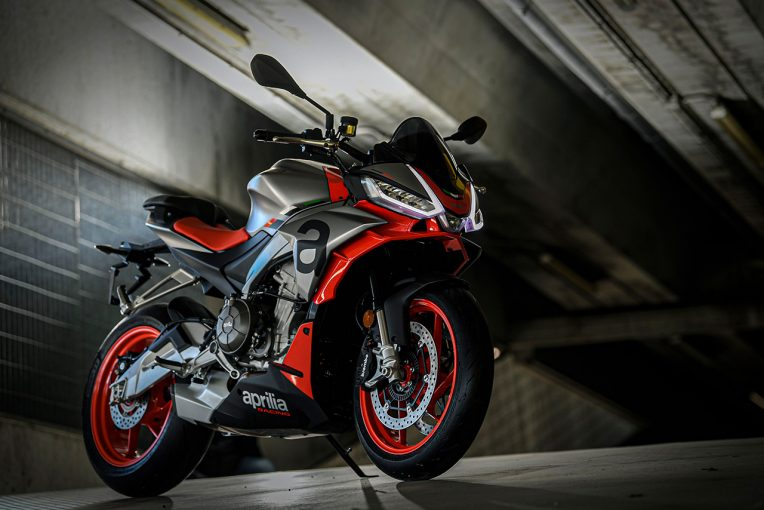 MotoGP | アプリリア・トゥオーノ660、国内での受注開始。価格は130万9000円で6月より順次出荷
